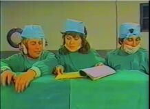 Human vet hospital