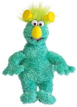 Sesame place plush honker 8