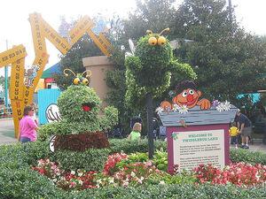 Twiddlebug Land - Sesame Place 2