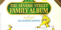 The Sesame Street Family Album
