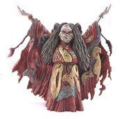 Augrah-Statue