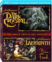 DC Lab Blu-ray Froud art edition