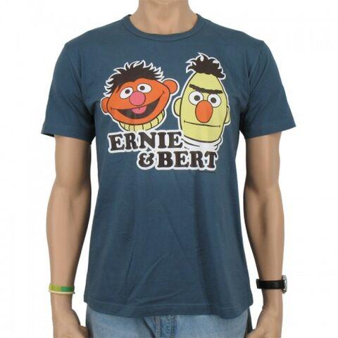 File:Logoshirt-Ernie&Bert-T-Shirt-blue.jpg