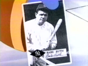 MB610 Babe Ruth