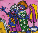 Grover's Daddy