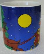 Applause 1998 christmas elmo mug 2