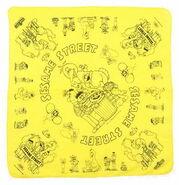 Boofoowoo bandana yellow