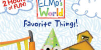 Elmo's World: Favorite Things!