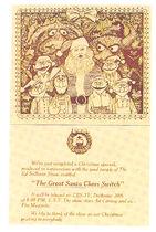 Santa claus switch