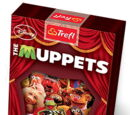 Muppet playing cards (Trefl)