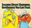 Sesame Street Tearless Shampoo