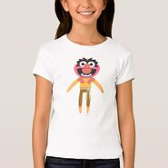 Zazzle animal pookalooz shirt