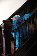 Cookie gourmand staircase