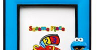 Sesame Street picture frames (Sesame Place)