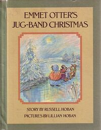 Emmet Otter's Jug-Band Christmas (book)