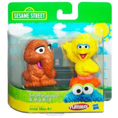 File:HasbroPlayskool-SesameStreet-2Pack-Snuffleupagus&BigBird.jpg