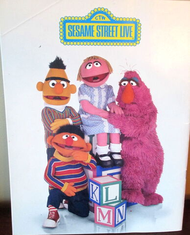 File:Sesame street live big bird and the abc's program 2.jpg