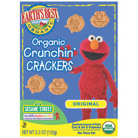 Original Organic Crunchin' Crackers