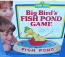 Big Bird's Fish Pond Game