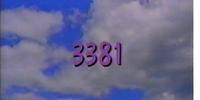 Episode 3381