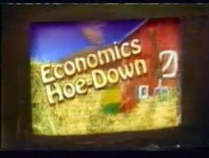EconomicsHoe-Down