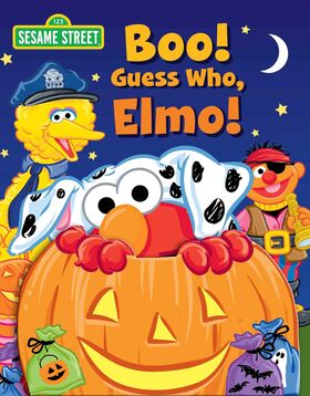 Boo guess who elmo 1