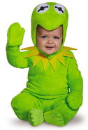 Disguise 2015 baby halloween costume kermit