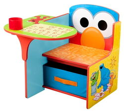 Delta children's products 2011 chair desk with bin