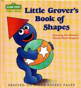Littlegroversbookofshapes