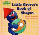 Little Grover's Book of Shapes