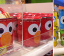Sesame Street cookies (Universal Studios Singapore)