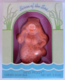 Hallmark 1981 soap siren of the sea miss piggy