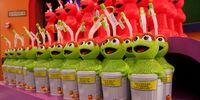 Sesame Street tumblers (Universal Studios Singapore)