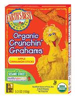 Apple Cinnamon Sticks Crunchin´ Grahams