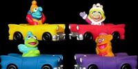 Muppet Parade of Stars toys