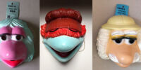 Fraggle Rock masks