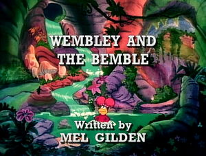 Wembley and the Bemble