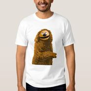 Zazzle rowlf shirt