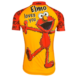 Brainstorm jersey Elmo rear