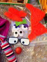 Questor child guidance puppets anything muppet 2