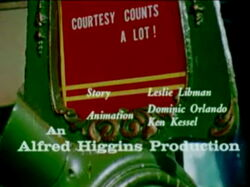 Courtesy counts a lot rifftrax