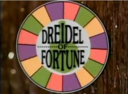 Dreidel of Fortune