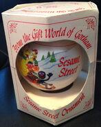 Gorham 1980 christmas ornament 1