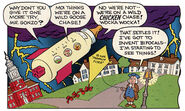 Franklin-comic
