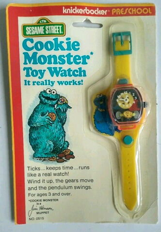 File:Knickerbocker 1978 cookie monster watch.jpg