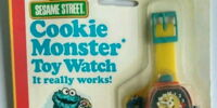 Cookie Monster Toy Watch