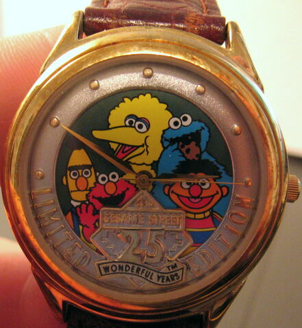 File:Fossil sesame 25th anniversary watch general store.jpg