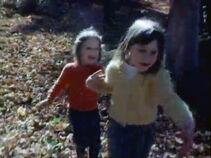 Lisa and Cheryl Henson in Run Run
