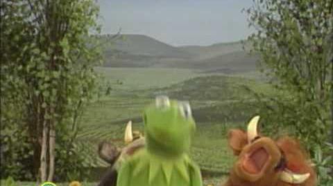 Sesame Street Do-op Hop With Kermit