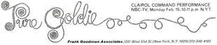 Pure goldie logo